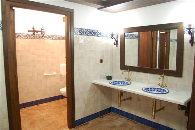 Hermoso azulejos ba o rustico im genes azulejos bano - Ceramica artistica sevillana ...
